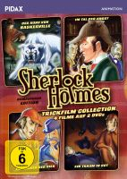 Sherlock Holmes Trickfilm Collection