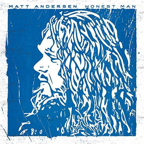 Andersen, Matt - Honest Man (LP)