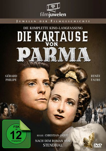 Die Kartause von Parma - mit Gérard Philipe (DEFA Filmjuwelen)