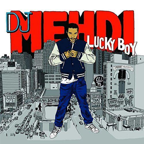 DJ Mehdi - Lucky Boy (LP+CD)