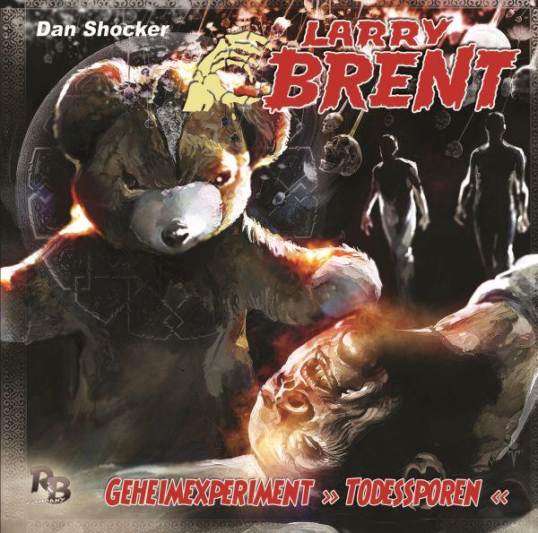 Larry Brent - Geheimexperiment Todessporen (25)