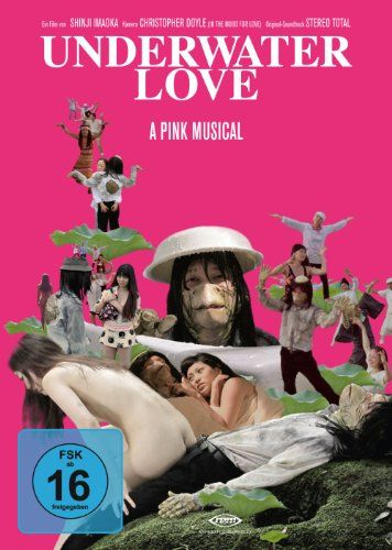 Underwater Love - A Pink Musical (Special Edition)