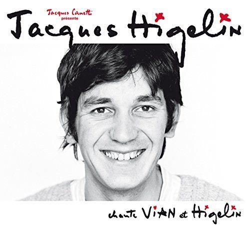 Higelin, Jacques - Chante Vian Et Higelin (LP+CD)
