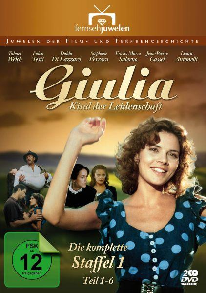 Giulia - Kind der Leidenschaft (Erste Staffel)