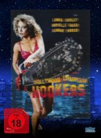 Hollywood Chainsaw Hookers (Limitiertes Mediabook Cover A) (Blu-ray + DVD) (Lenticular Cover)