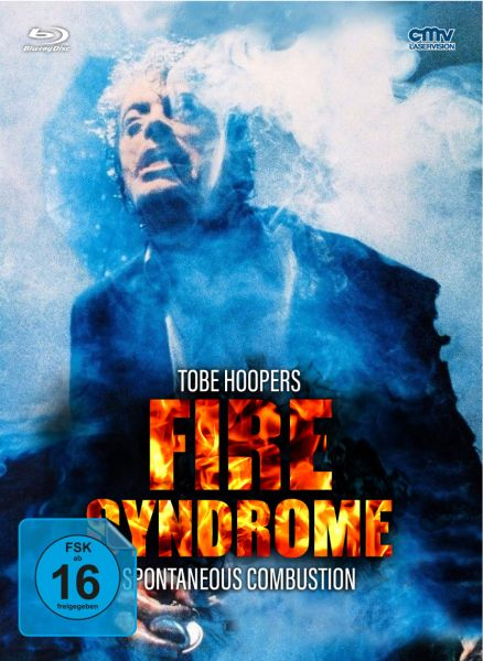 Fire Syndrome (Mediabook) - Uncut