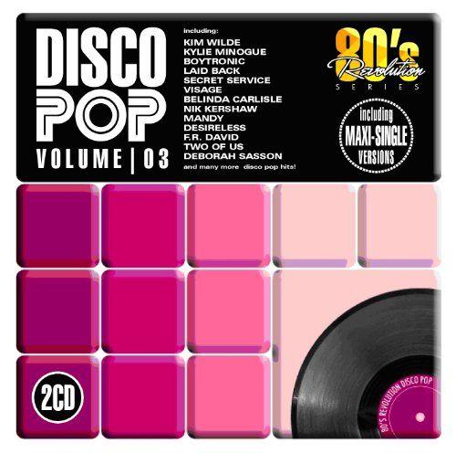 Various Artists - 80s Revolution Disco Pop Vol. 3 (2xCD)