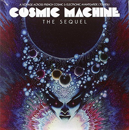 Various / Cosmic Machine - Cosmic Machine The Sequel (Ltd Black 2lp+Cd)