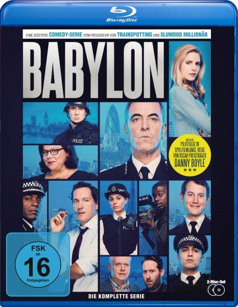 Babylon - Staffel 1