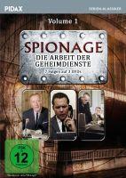 Spionage - Die Arbeit der Geheimdienste, Vol. 1