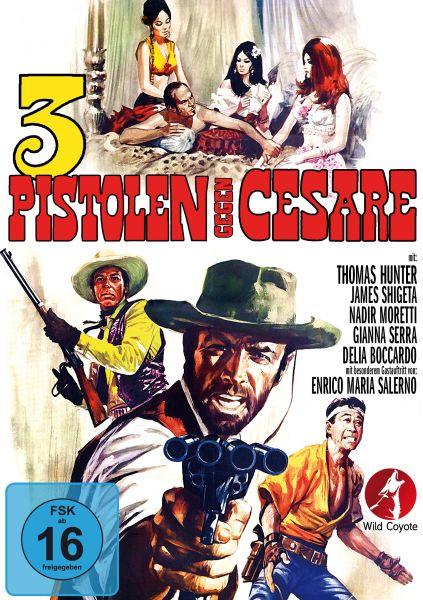 Drei Pistolen gegen Cesare (Tre Pistole contro Cesare)