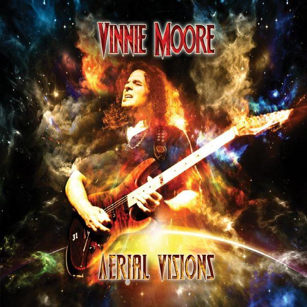 Moore, Vinnie - Aerial Visions