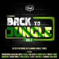 Various - Back to Jungle Vol 2 (3CD)