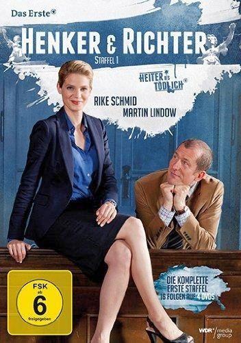 Heiter bis tödlich: Henker & Richter - Staffel 1