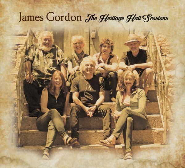 Gordon, James - The Heritage Halls Sessions