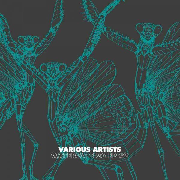 Tim Engelhardt, Mathias Schober, Echonomist, Stereocalypse - Watergate 26 EP #2