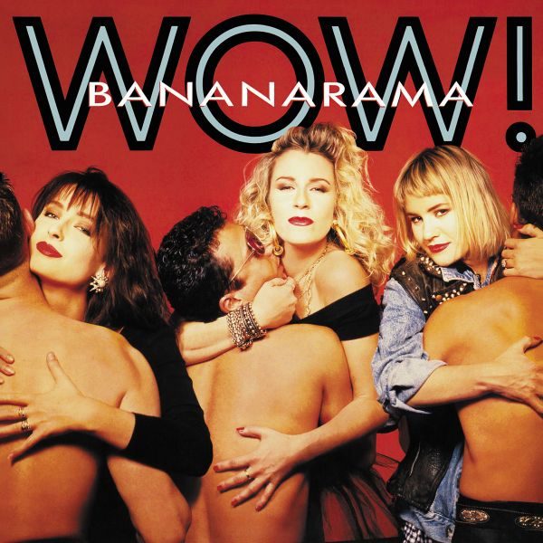 Bananarama - Wow! (red LP+CD)