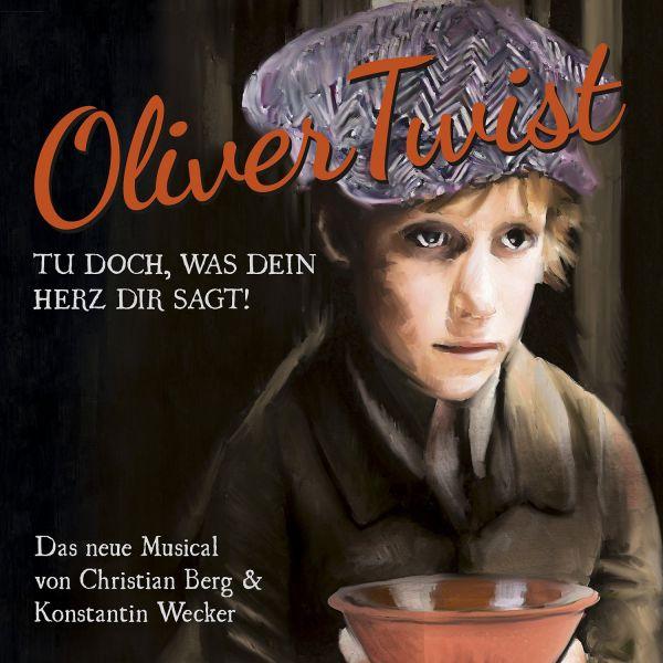 Wecker, Konstantin - Oliver Twist - das Musical