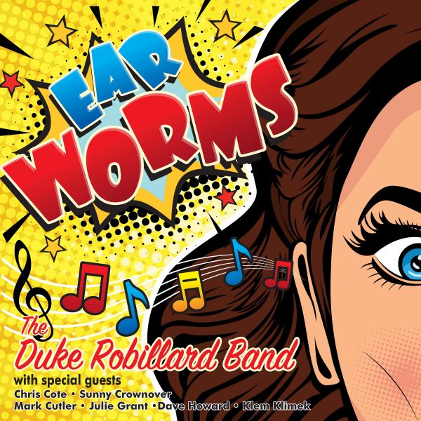 Duke Robillard Band, The - Ear Worms (LP)
