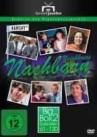 Nachbarn / Neighbours - Big Box 2 (Folge 61-120 + Booklet) (8 DVDs)