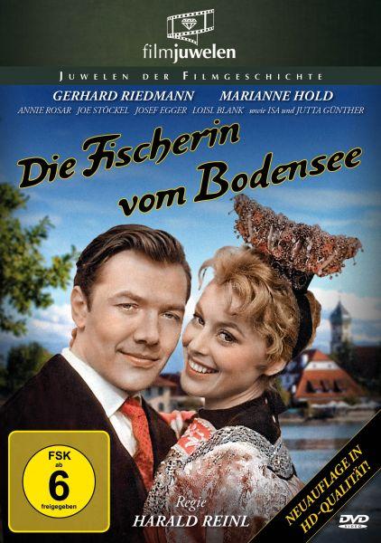 Die Fischerin vom Bodensee - Neuauflage (remastered)