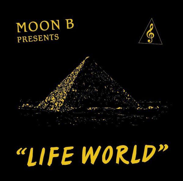 Moon B - Lifeworld (LP)