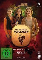 Weingut Wader - Die komplette Serie (Alle 4 Teile)
