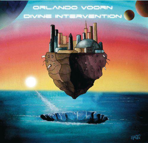 Voorn, Orlando - Divine Intervention (2LP)