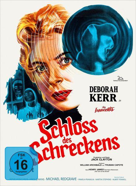 Schloss des Schreckens - 2-Disc Mediabook (Blu-ray + DVD)