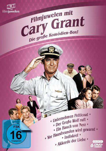 Cary Grant Box