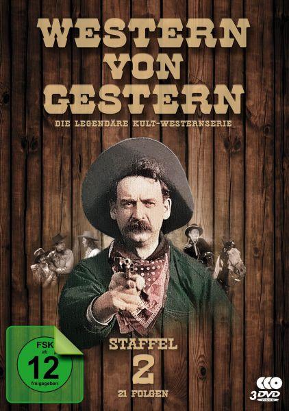 Western von Gestern - Staffel 2 (21 Folgen)
