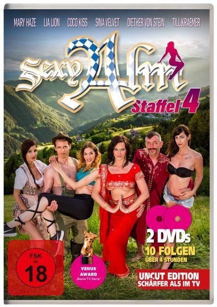 Sexy Alm - Staffel 4 (uncut)