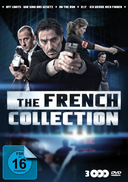 The French Collection: Off Limits - On the Run - R.I.F.