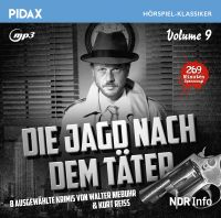 Die Jagd nach dem Täter - Die Jagd nach dem Täter, Vol. 9