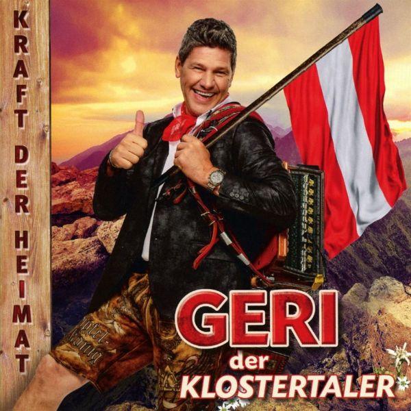 Geri der Klostertaler - Kraft der Heimat - das neue Album 2018