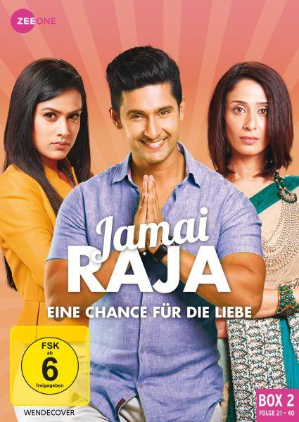 Eine Chance für die Liebe - Jamai Raja (Box 2) (Folge 21-40)