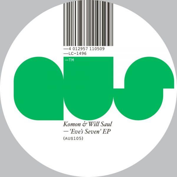 Komon & Will Saul - Eve's Seven (Recloose Remix)