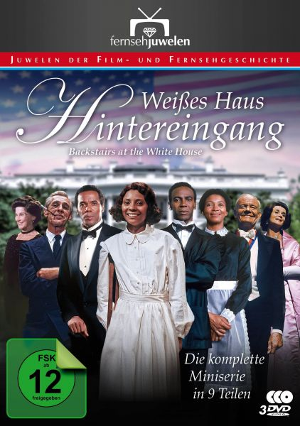 Weißes Haus, Hintereingang (Backstairs at the White House) - Alle 9 Teile