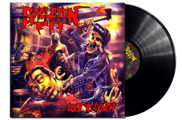 Skeleton Pit - Lust To Lynch (LP)