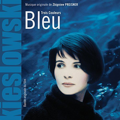 OST / Kieslowski / Zbigniew Preisner - Trois Couleurs: Bleu (LP+CD)