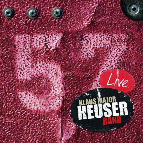 Klaus Major Heuser Band - 57 Live