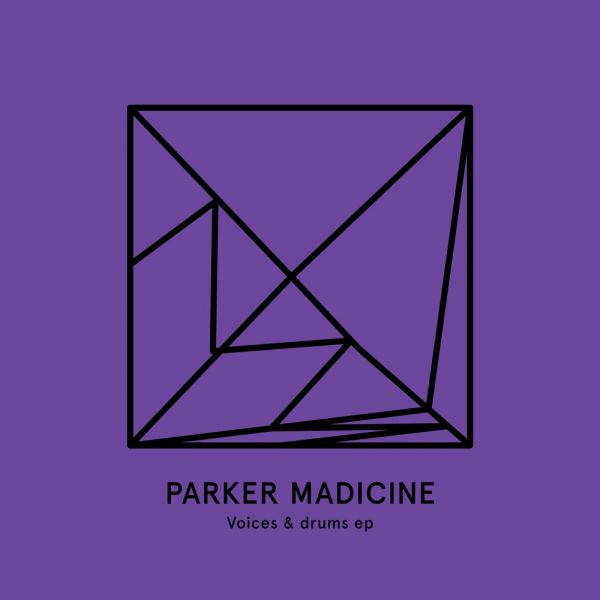 Parker Madicine - Voices & Drums EP (180 gr 12) Byron The Aquar