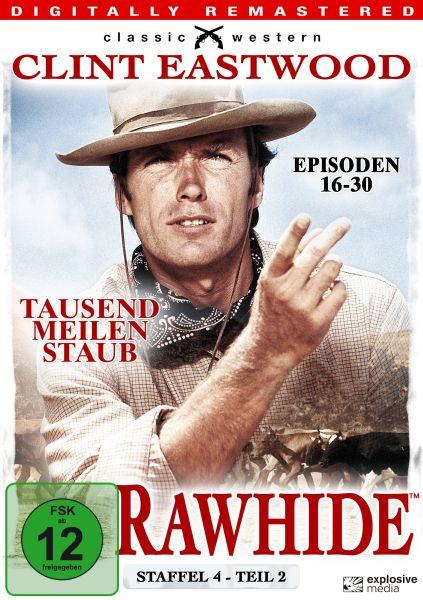Rawhide - Tausend Meilen Staub - Season 4, Teil 2