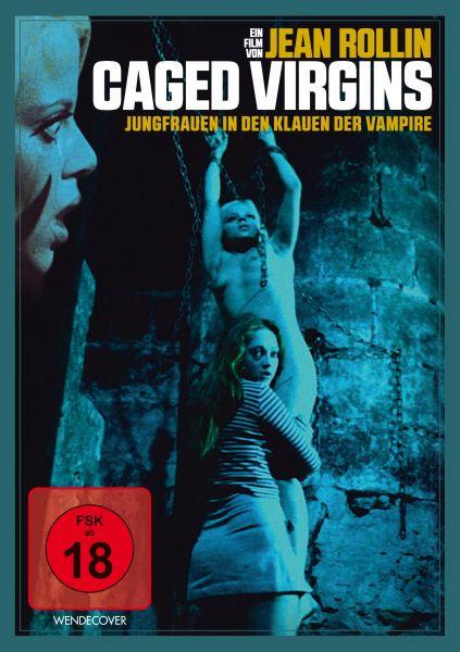 Caged Virgins - Jungfrauen in den Klauen der Vampire (uncut)