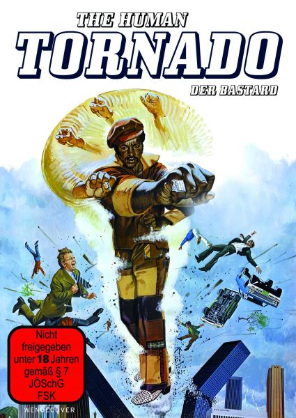 The Human Tornado (Der Bastard)