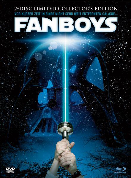 Fanboys - Limited Edition (Blu-ray + DVD Mediabook)