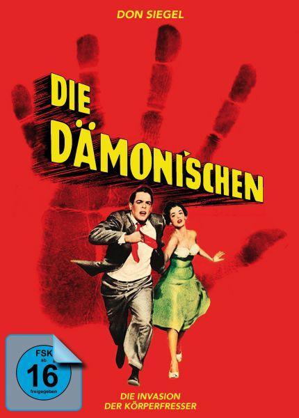 Die Dämonischen - Limited Edition Mediabook (Blu-ray + DVD)