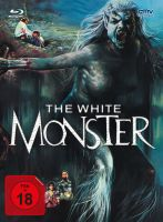 The White Monster - Cover C (Limitiertes Mediabook) (Blu-ray + DVD)