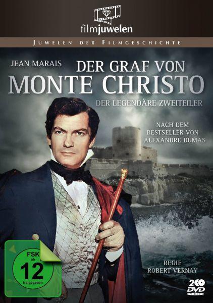 Der Graf von Monte Christo (1954) - Der komplette Zweiteiler