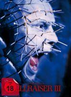 Hellraiser III (BD+DVD-Mediabook - Cover A, Kinomotiv) (Uncut)